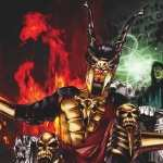 Smallville Comics desktop wallpaper