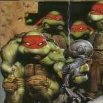 Teenage Mutant Ninja Turtles hd desktop