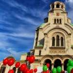 Alexander Nevsky Cathedral, Sofia desktop wallpaper