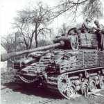 M4 Sherman hd wallpaper