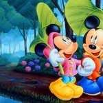Mickey And Minnie desktop wallpaper