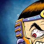 MODOK Comics hd wallpaper
