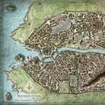 Map Fantasy wallpaper