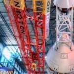 Rocket Sci Fi background