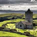 St Clement s Church, Rodel free wallpapers