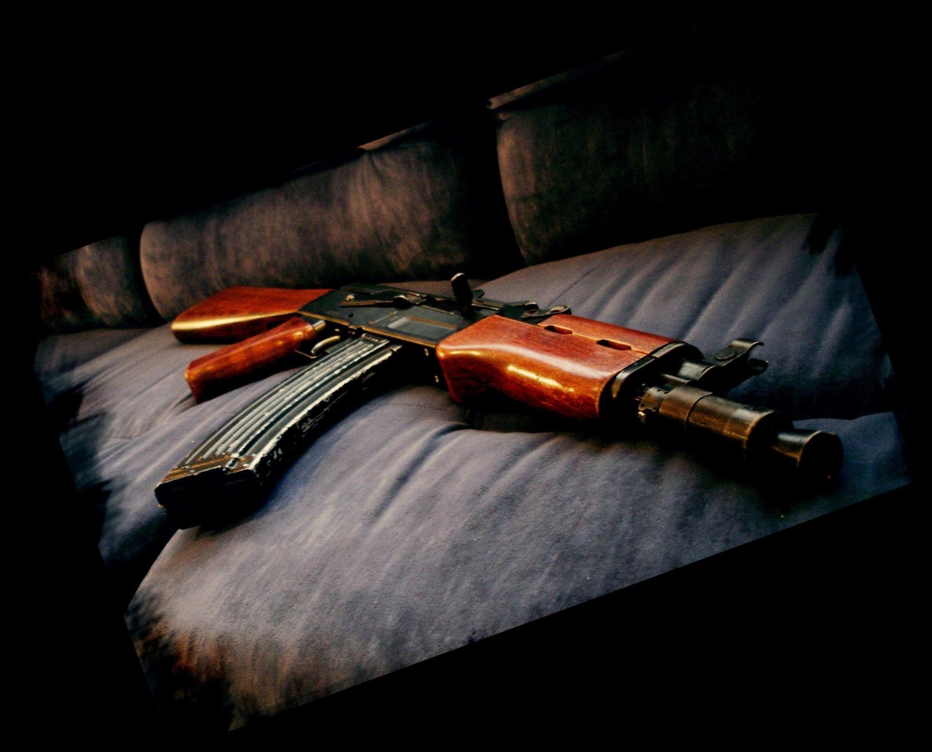 Ak-47 Wallpaper HD Download