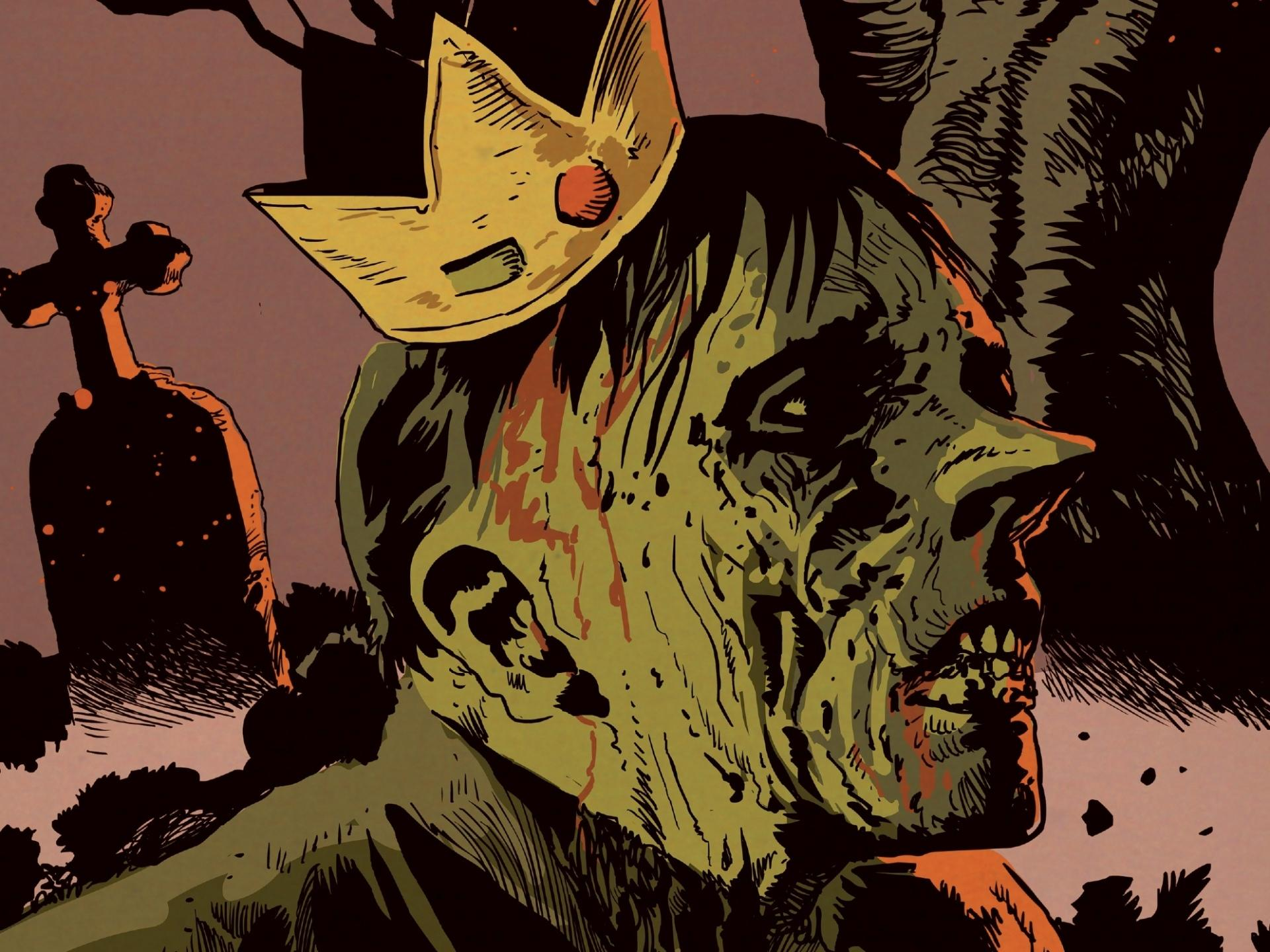 Afterlife With Archie at 640 x 1136 iPhone 5 size wallpapers HD quality