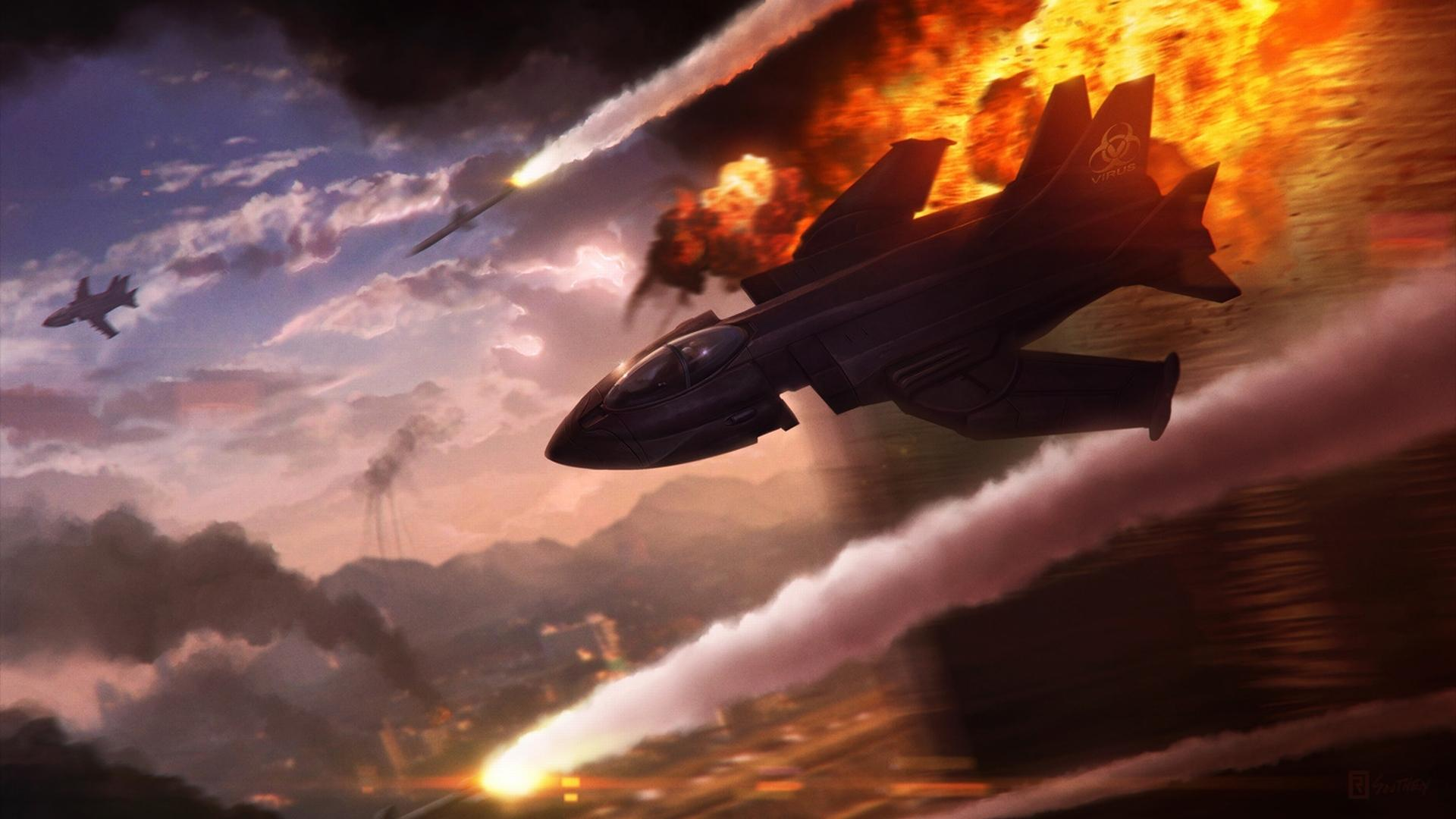 Aircraft Sci Fi wallpapers HD quality