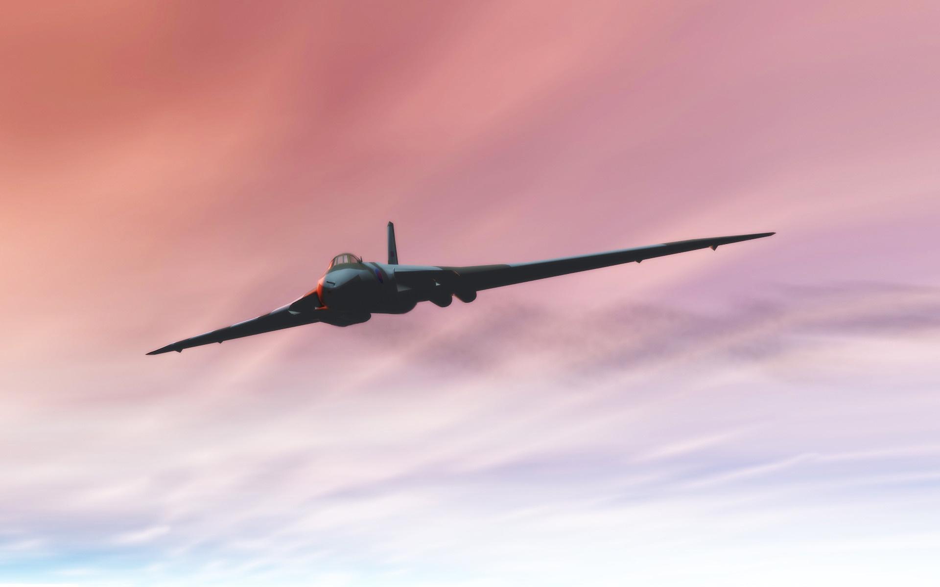 Avro Vulcan wallpapers HD quality