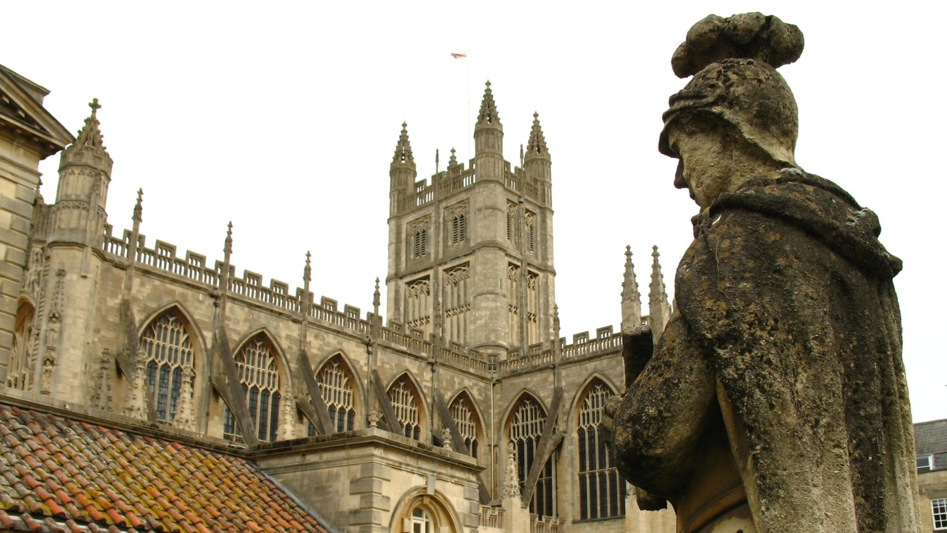 Bath Abbey wallpapers HD quality