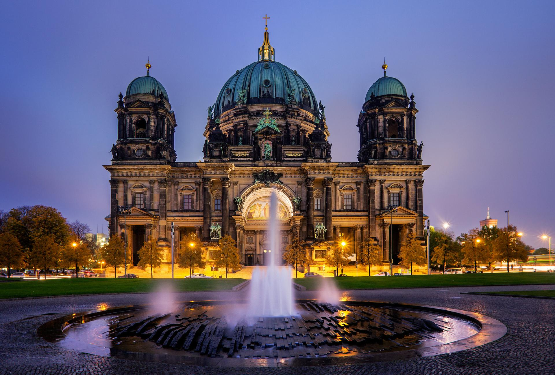 Berlin Cathedral wallpapers HD quality