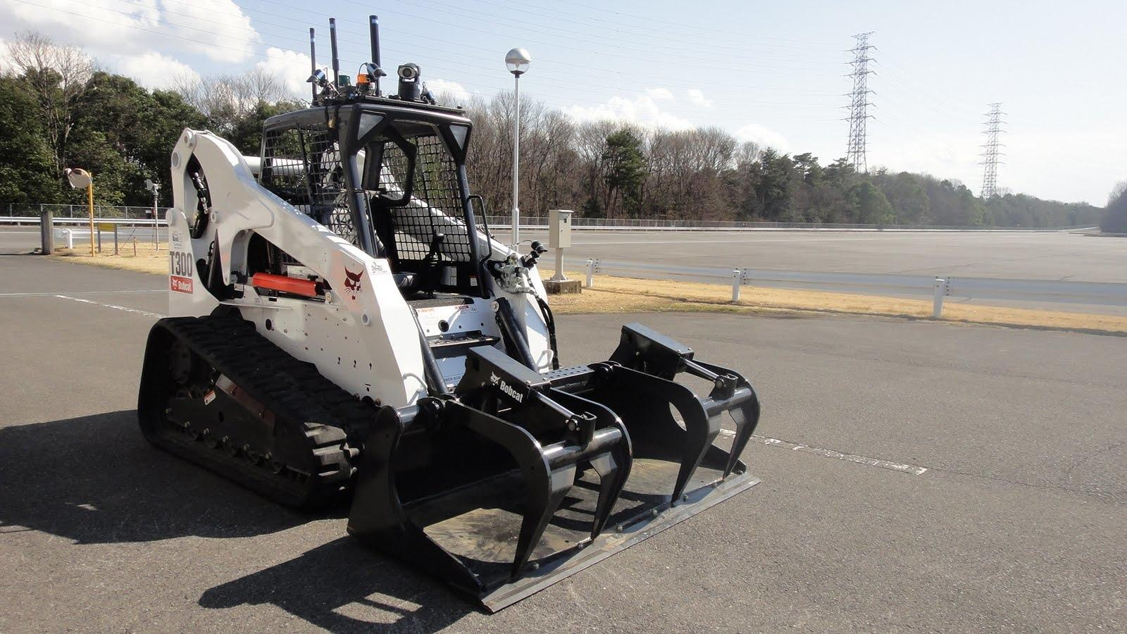 Bobcat Skid Steer wallpapers HD quality