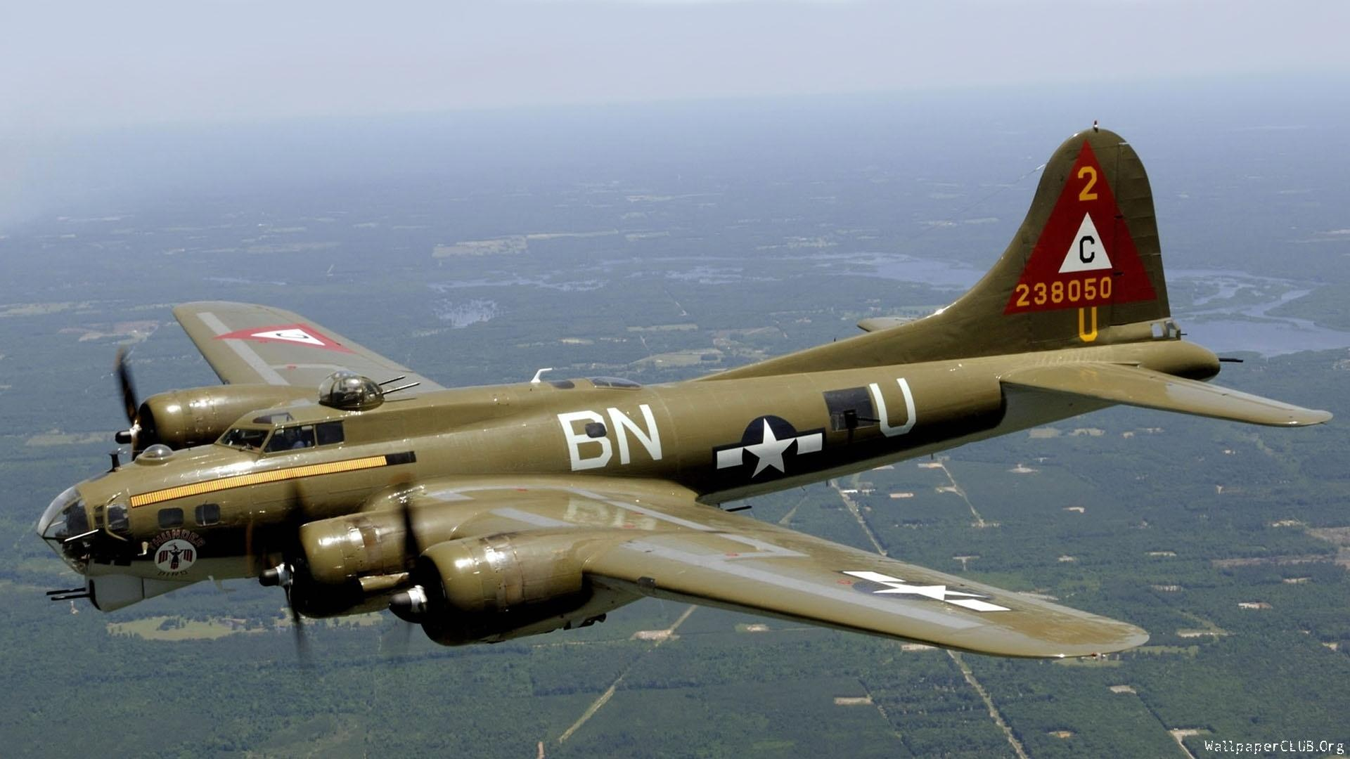 Boeing B-17 Flying Fortress wallpapers HD quality
