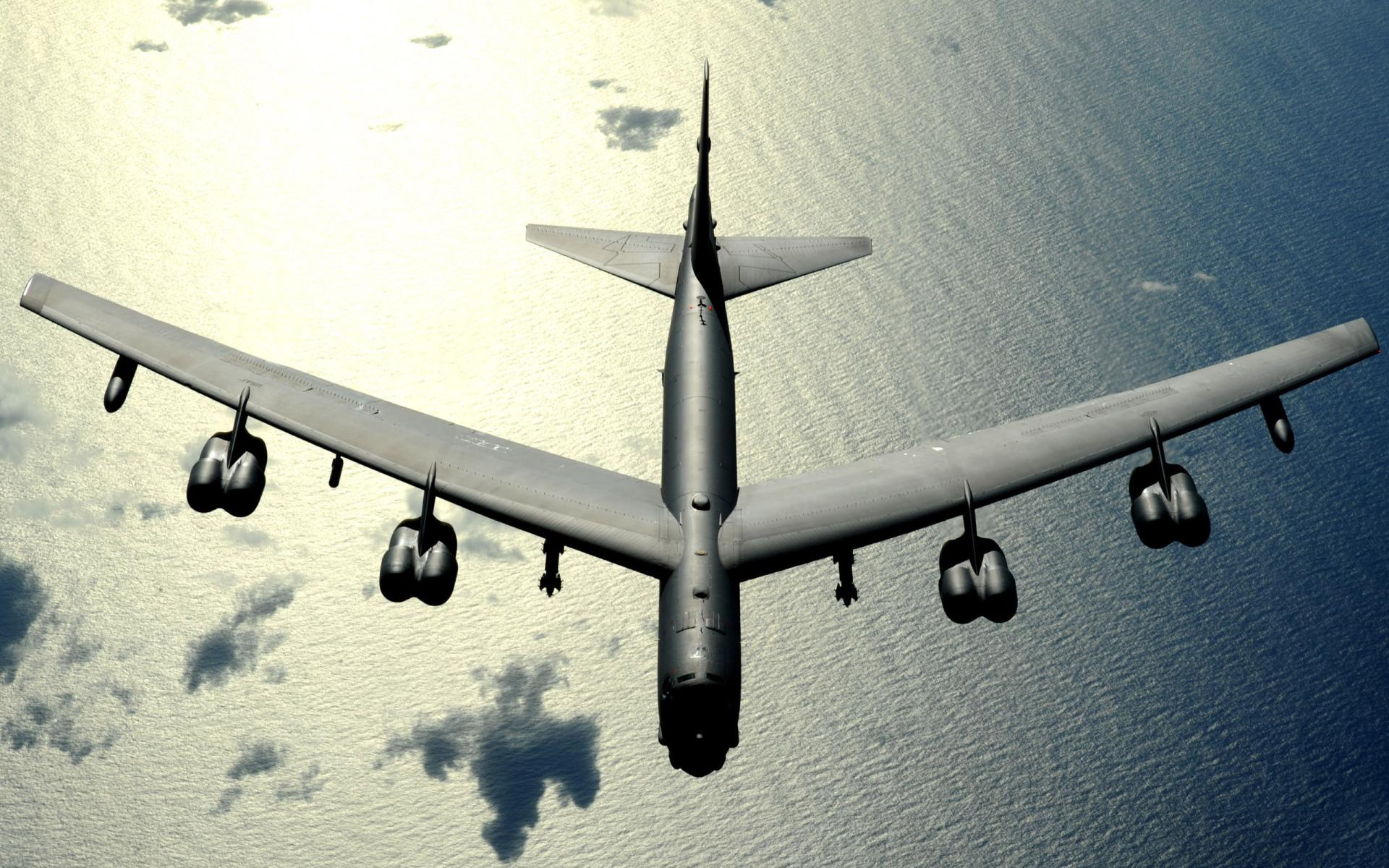 Boeing B-52 Stratofortress wallpapers HD quality