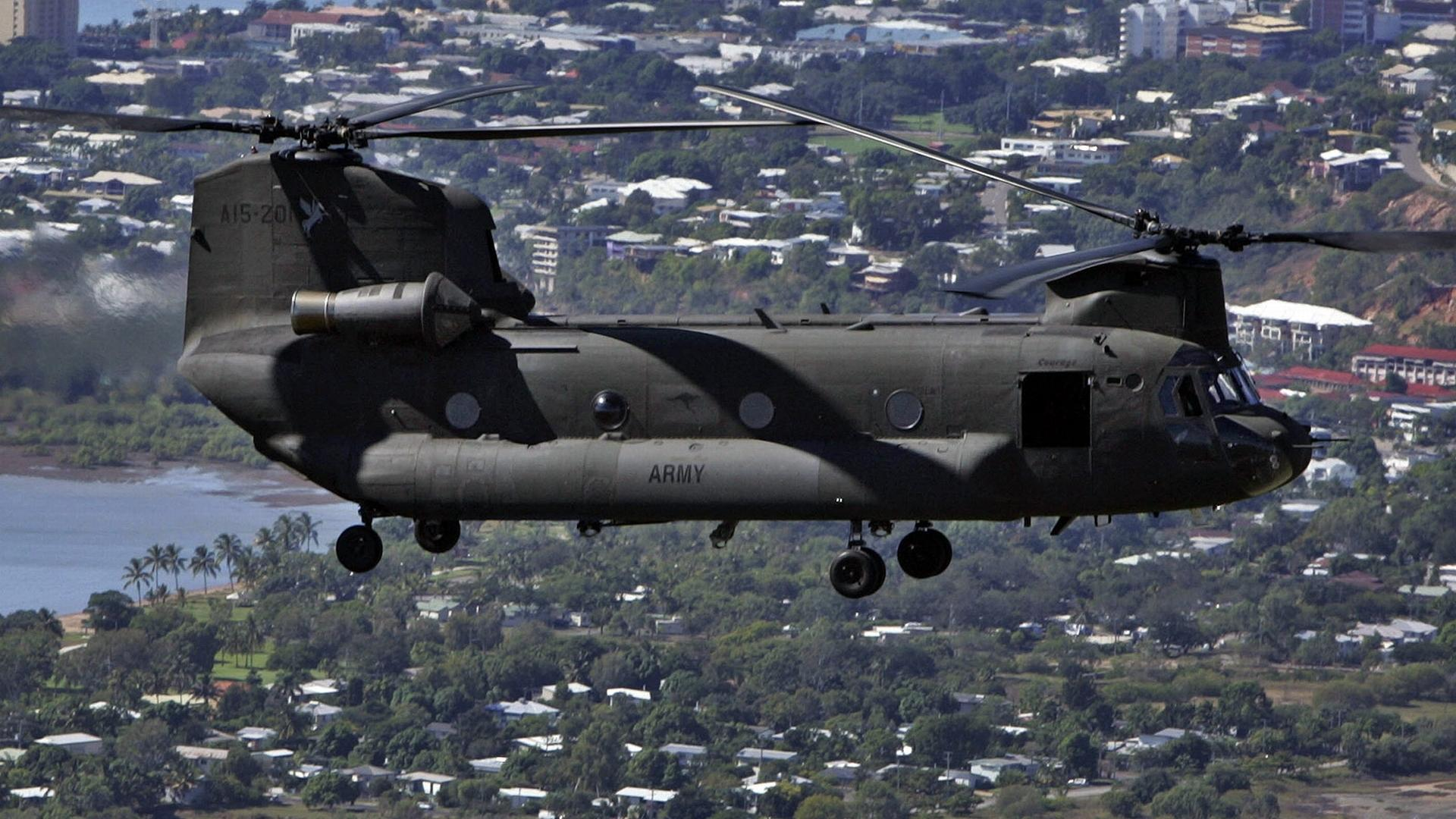 Boeing CH-47 Chinook wallpapers HD quality