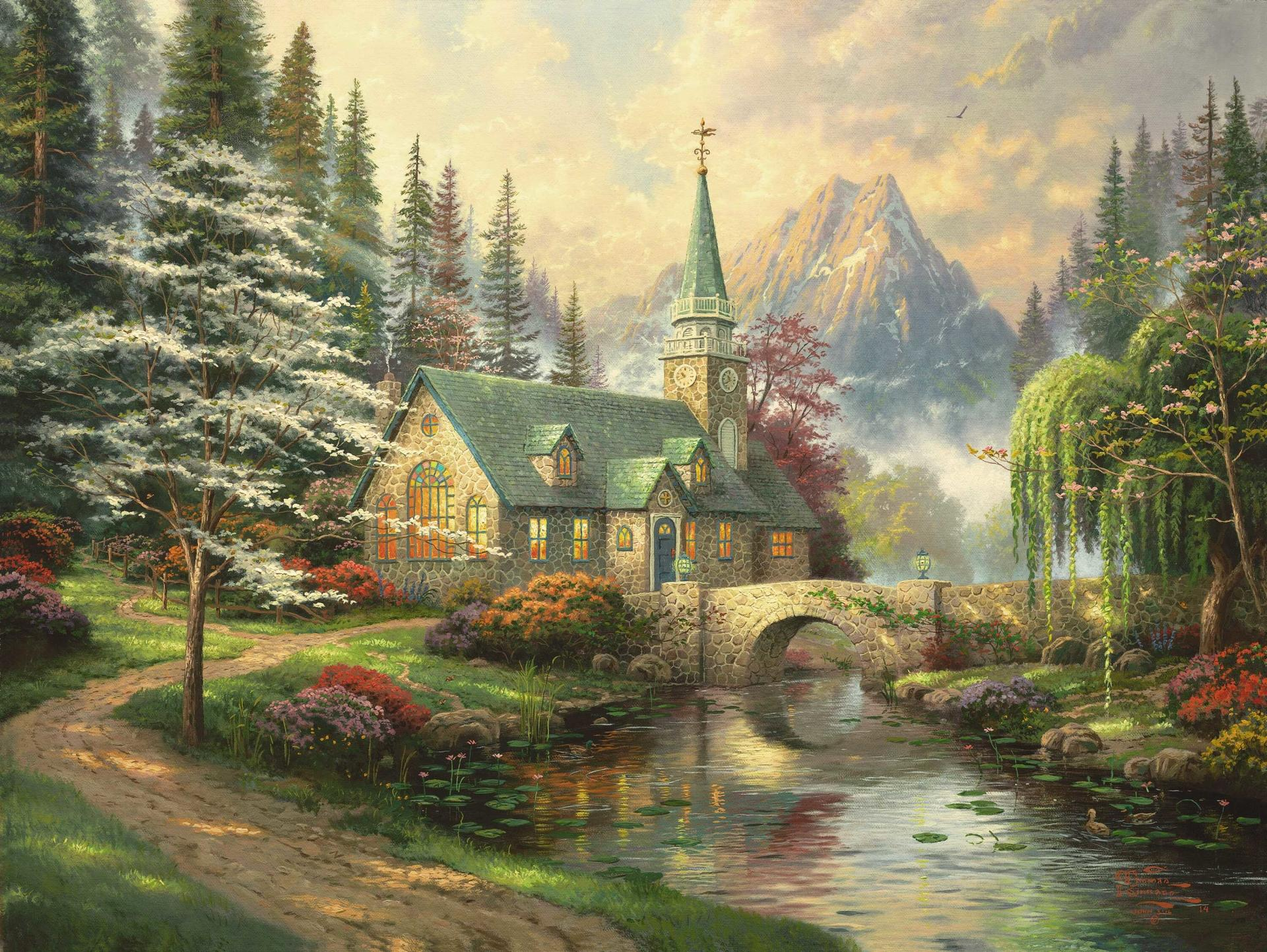 Building Artistic wallpapers HD quality