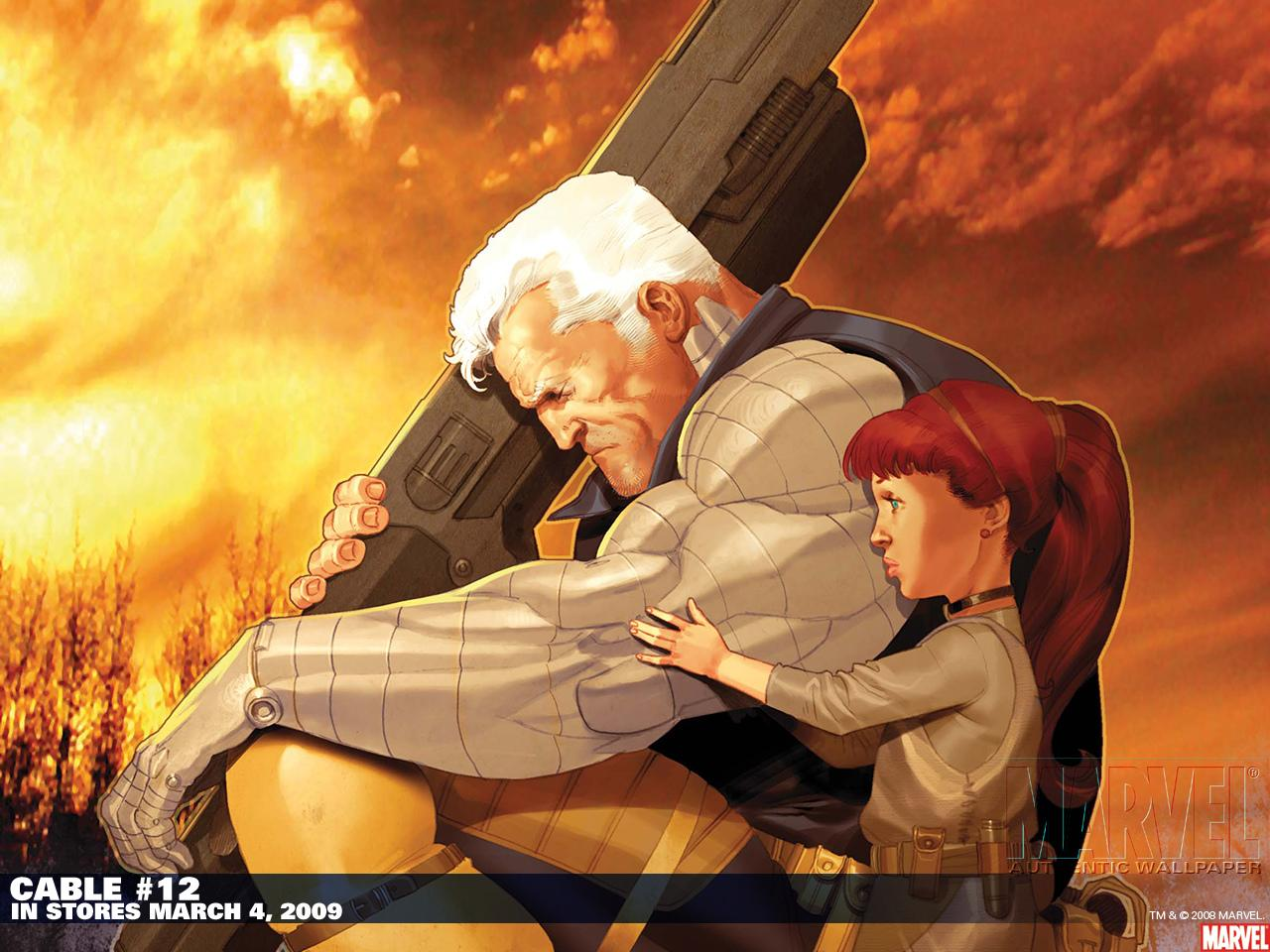 Cable Comics wallpapers HD quality