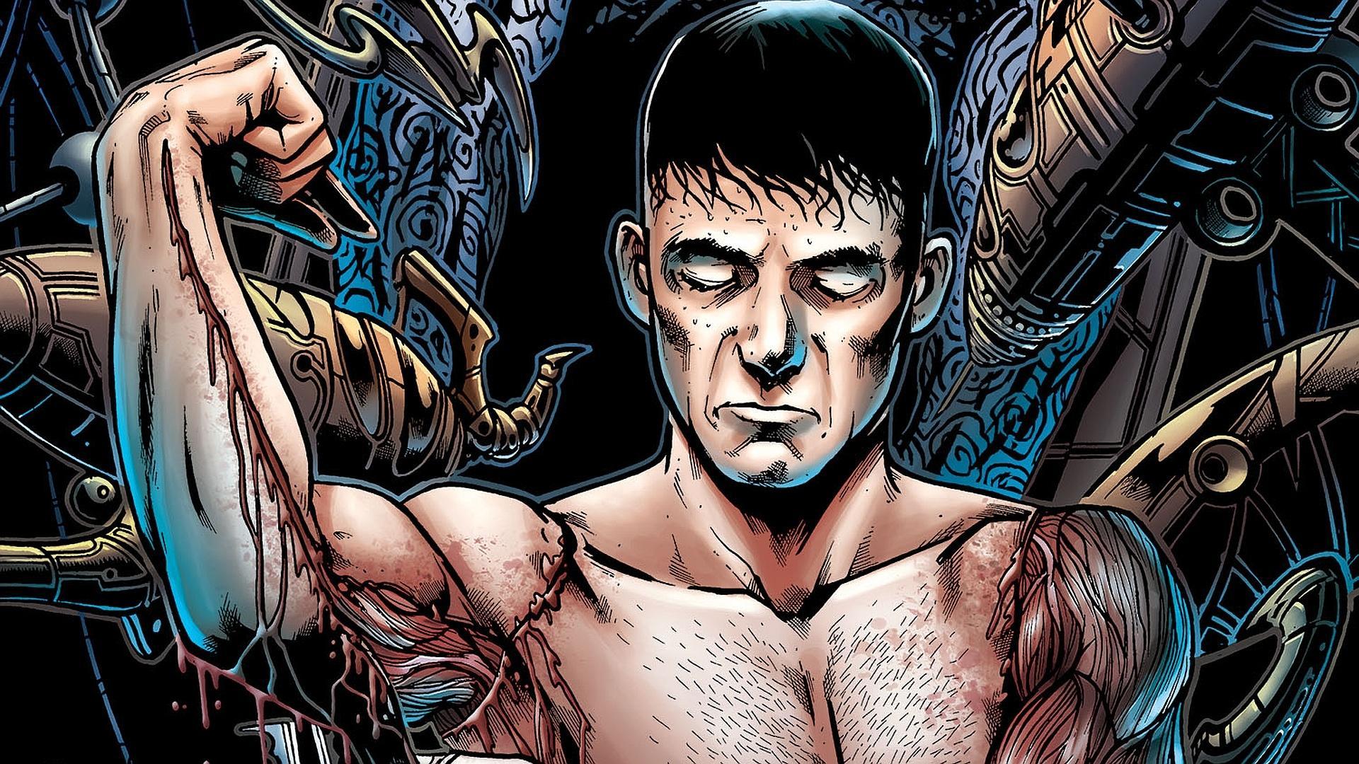 Caliban Comics wallpapers HD quality