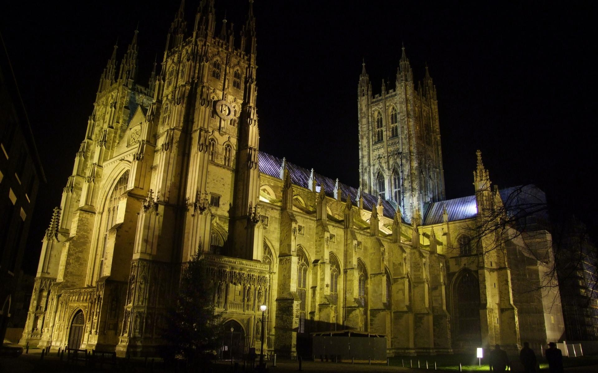 Canterbury Cathedral wallpapers HD quality