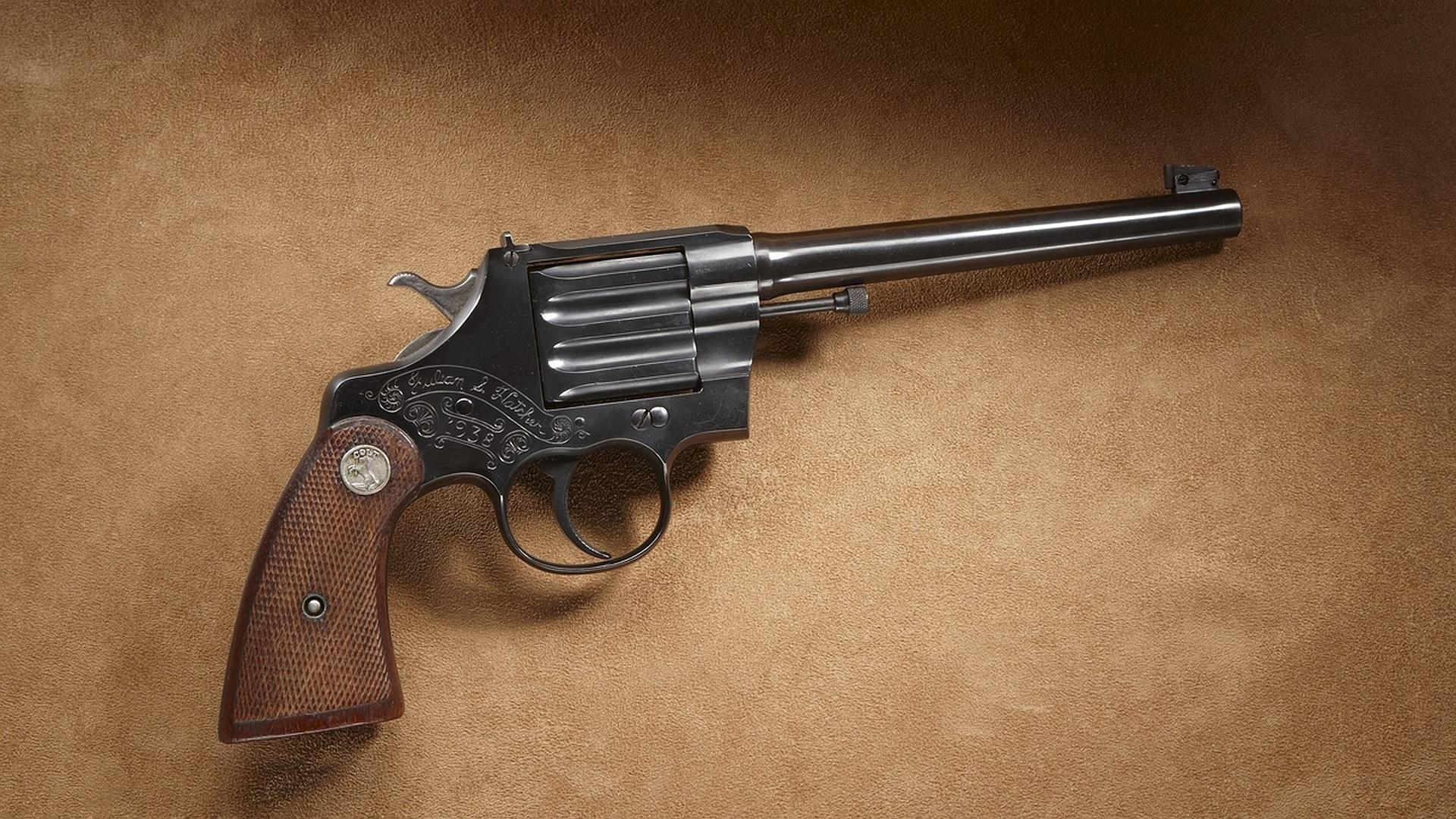 Colt Revolver wallpapers HD quality