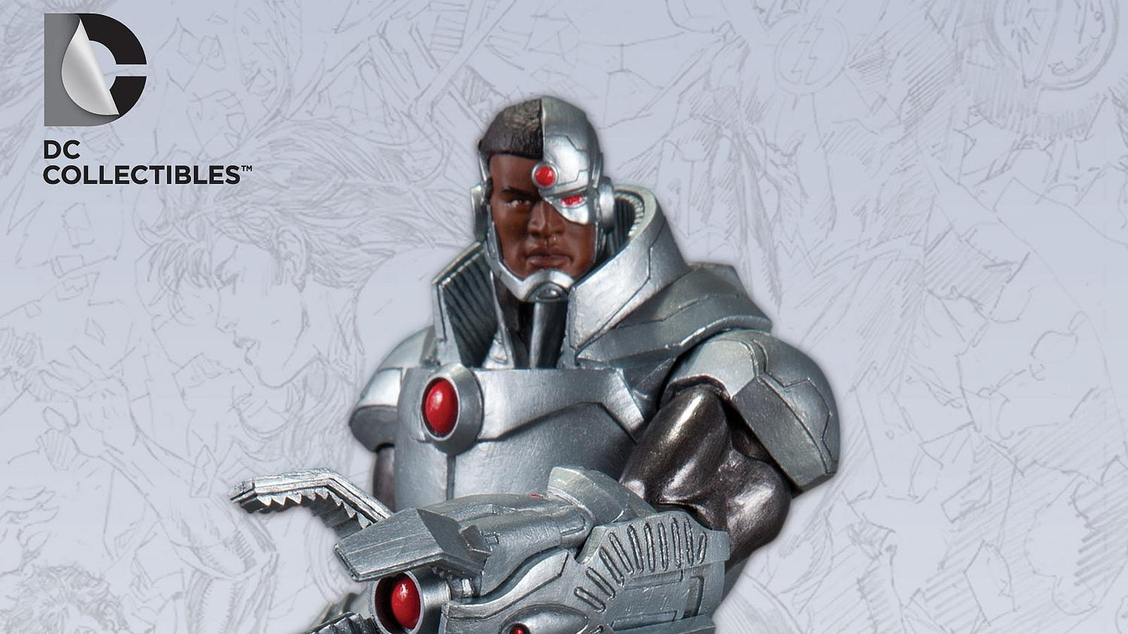 Cyborg Comics wallpapers HD quality