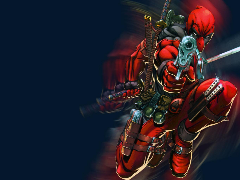 Deadpool Comics wallpapers HD quality