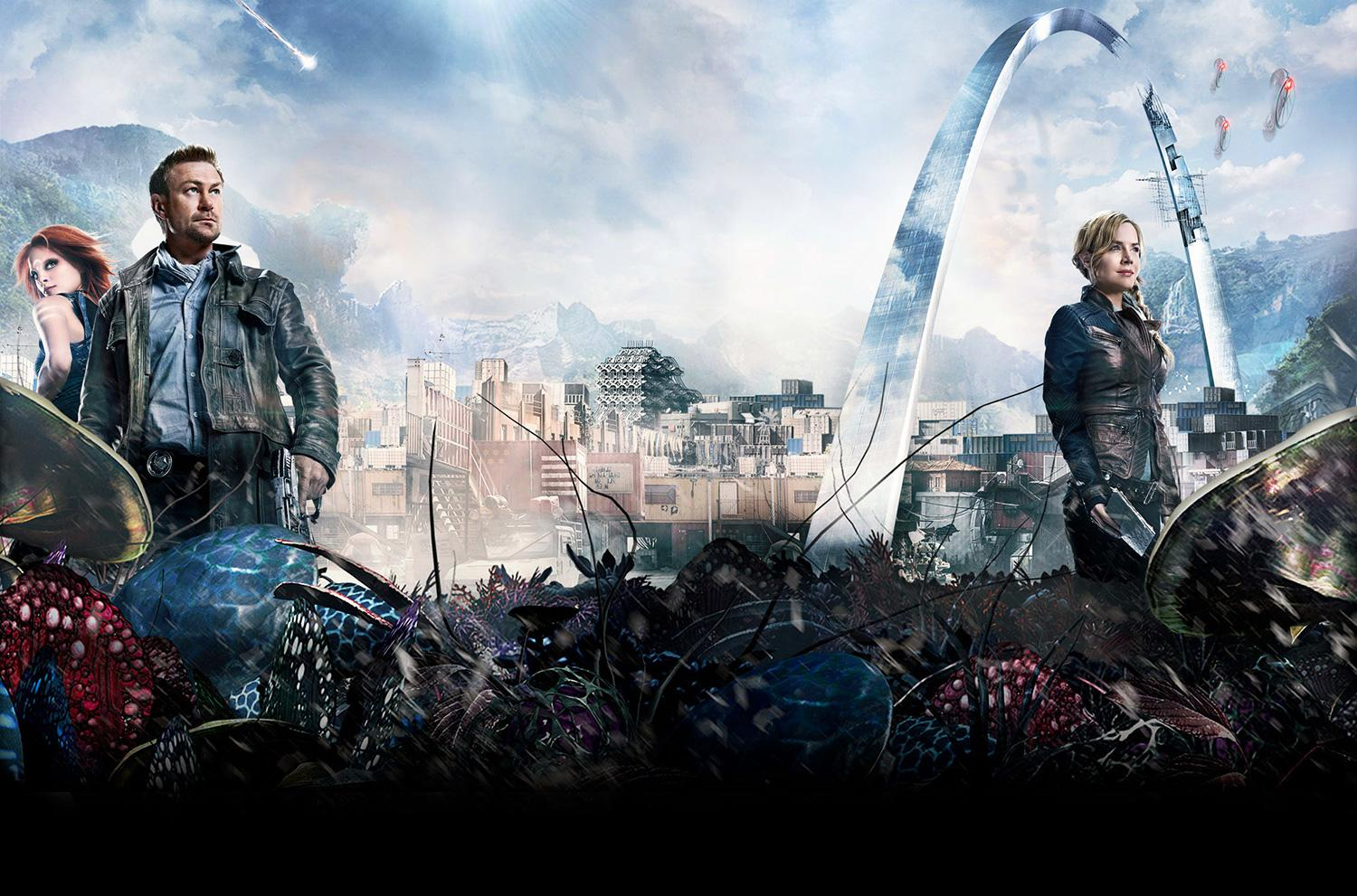 Defiance wallpapers HD quality