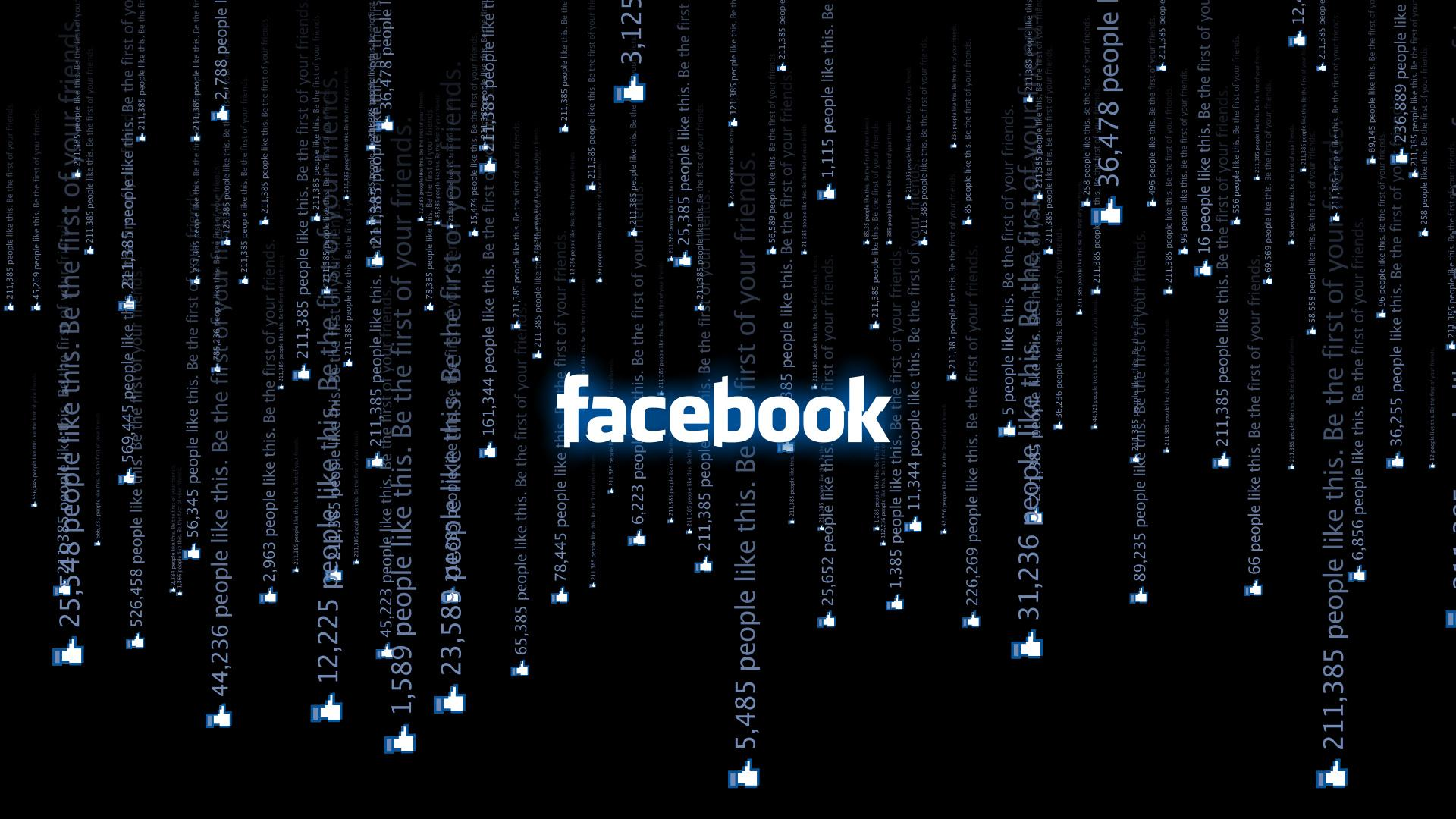 Facebook wallpapers HD quality