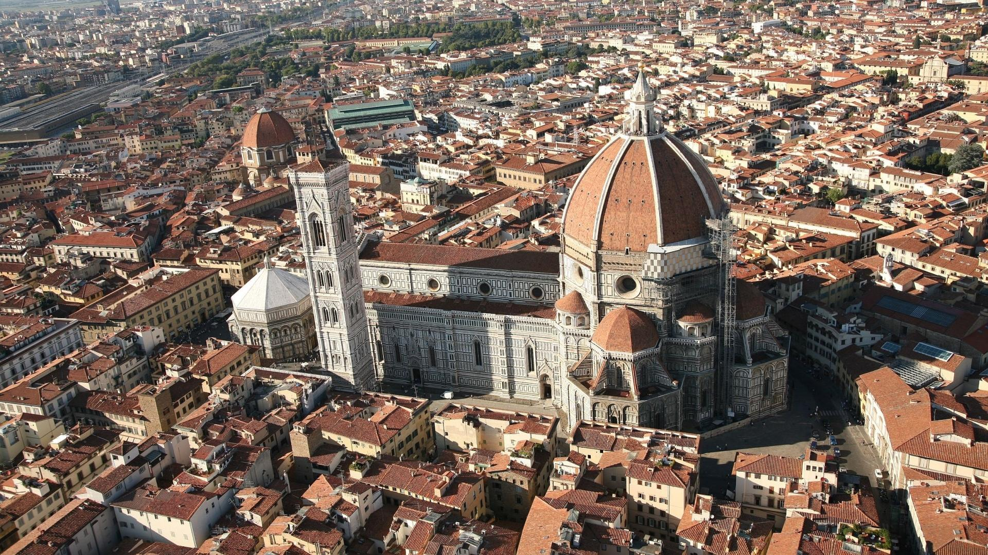 Florence Cathedral wallpapers HD quality