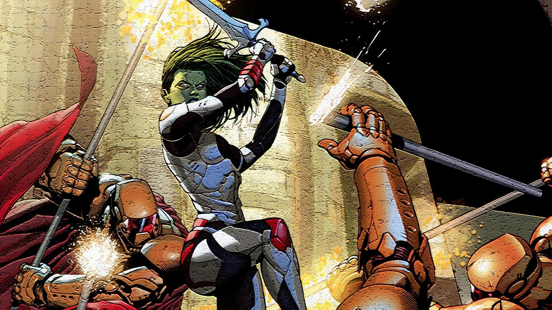 Gamora Comics wallpapers HD quality