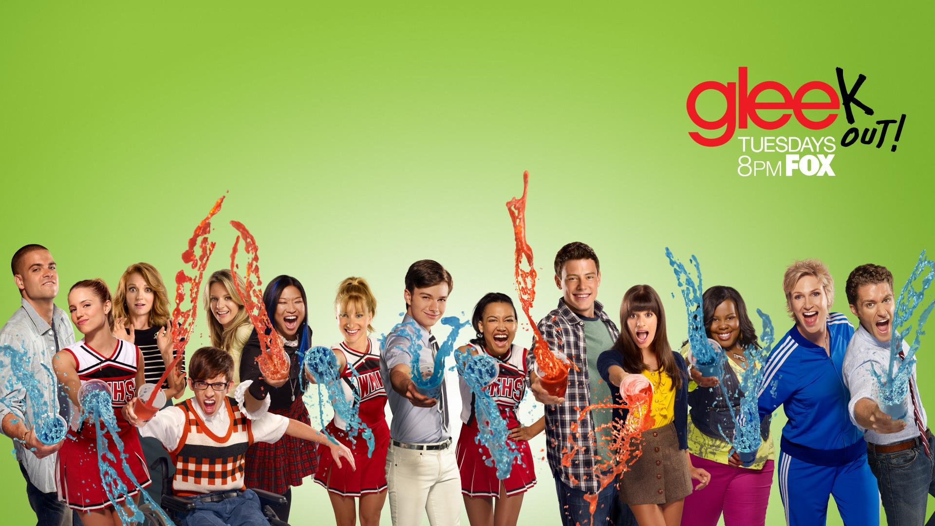 Glee wallpapers HD quality