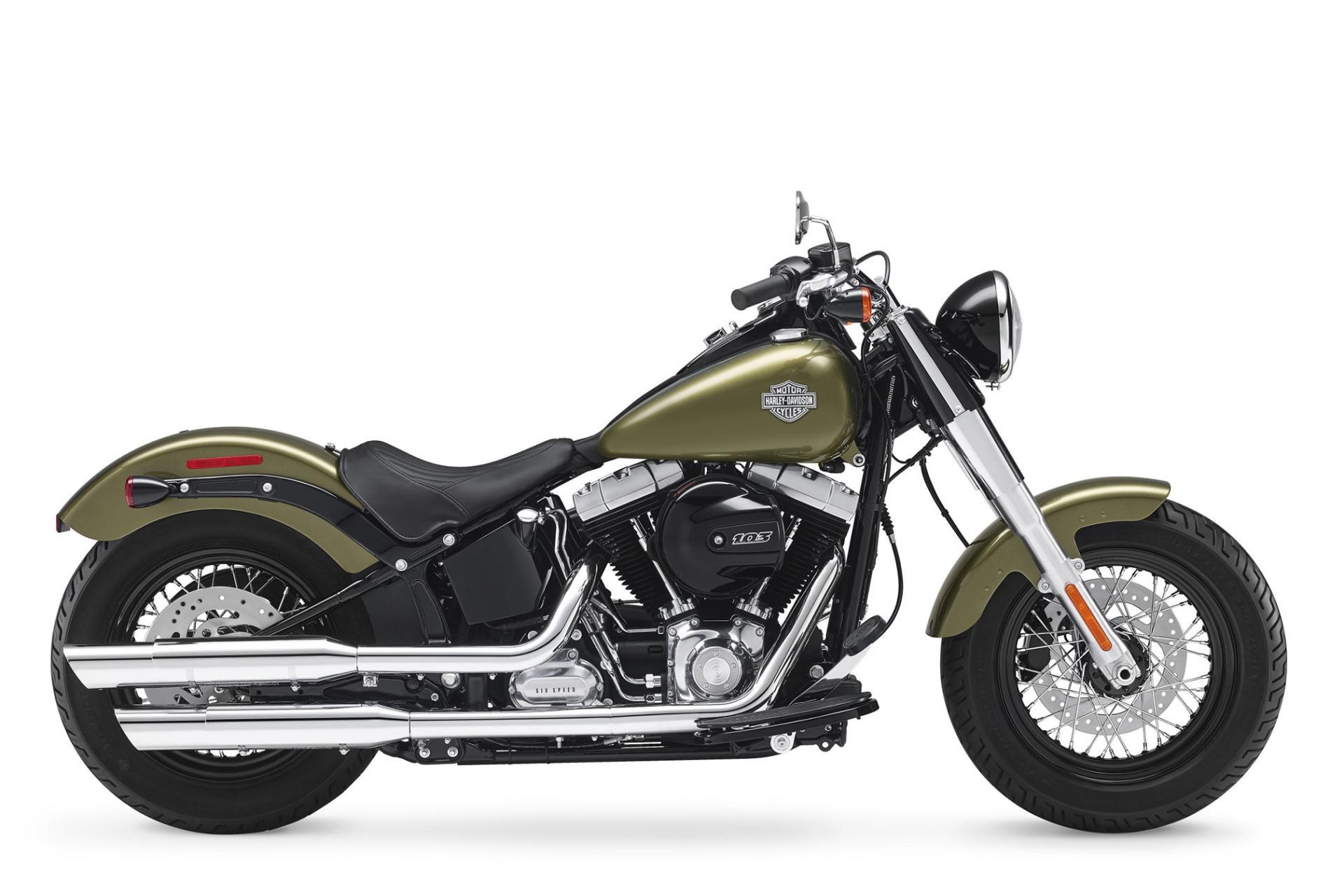 Harley-Davidson Softail Slim wallpapers HD quality
