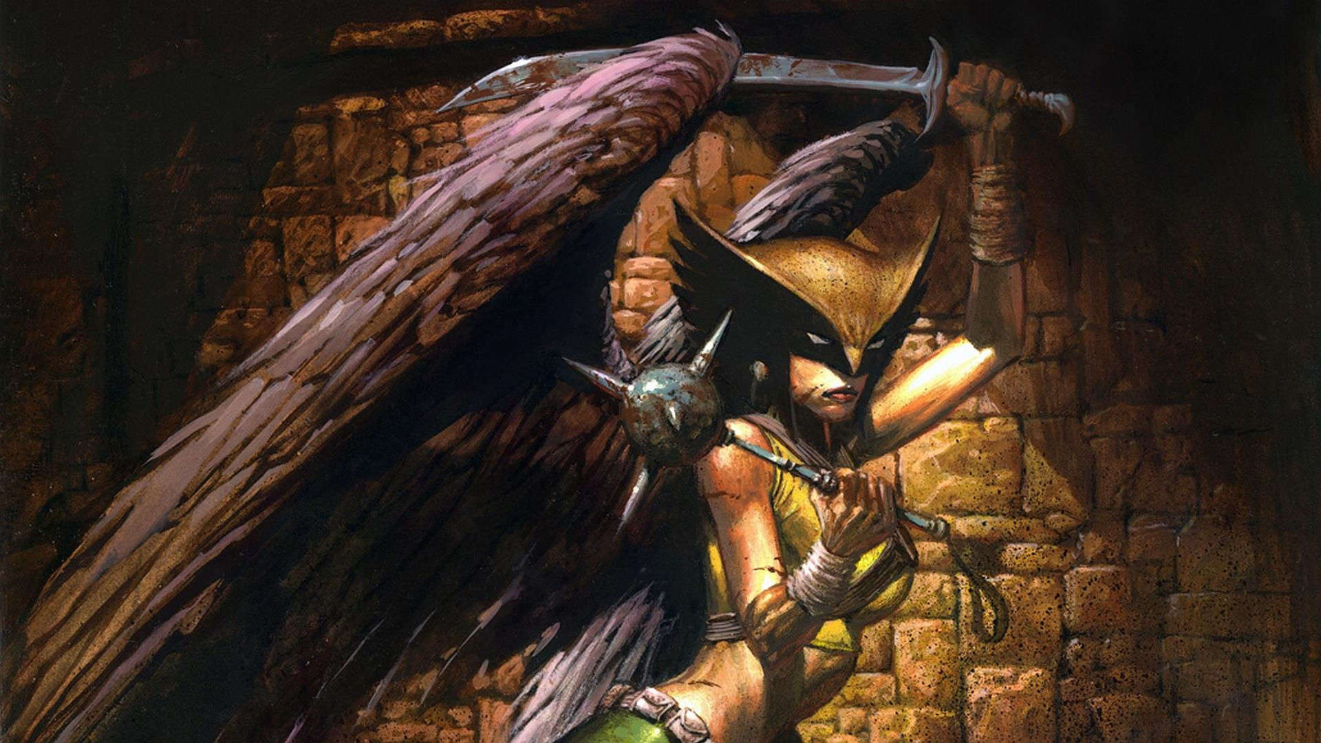 Hawkgirl Comics wallpapers HD quality