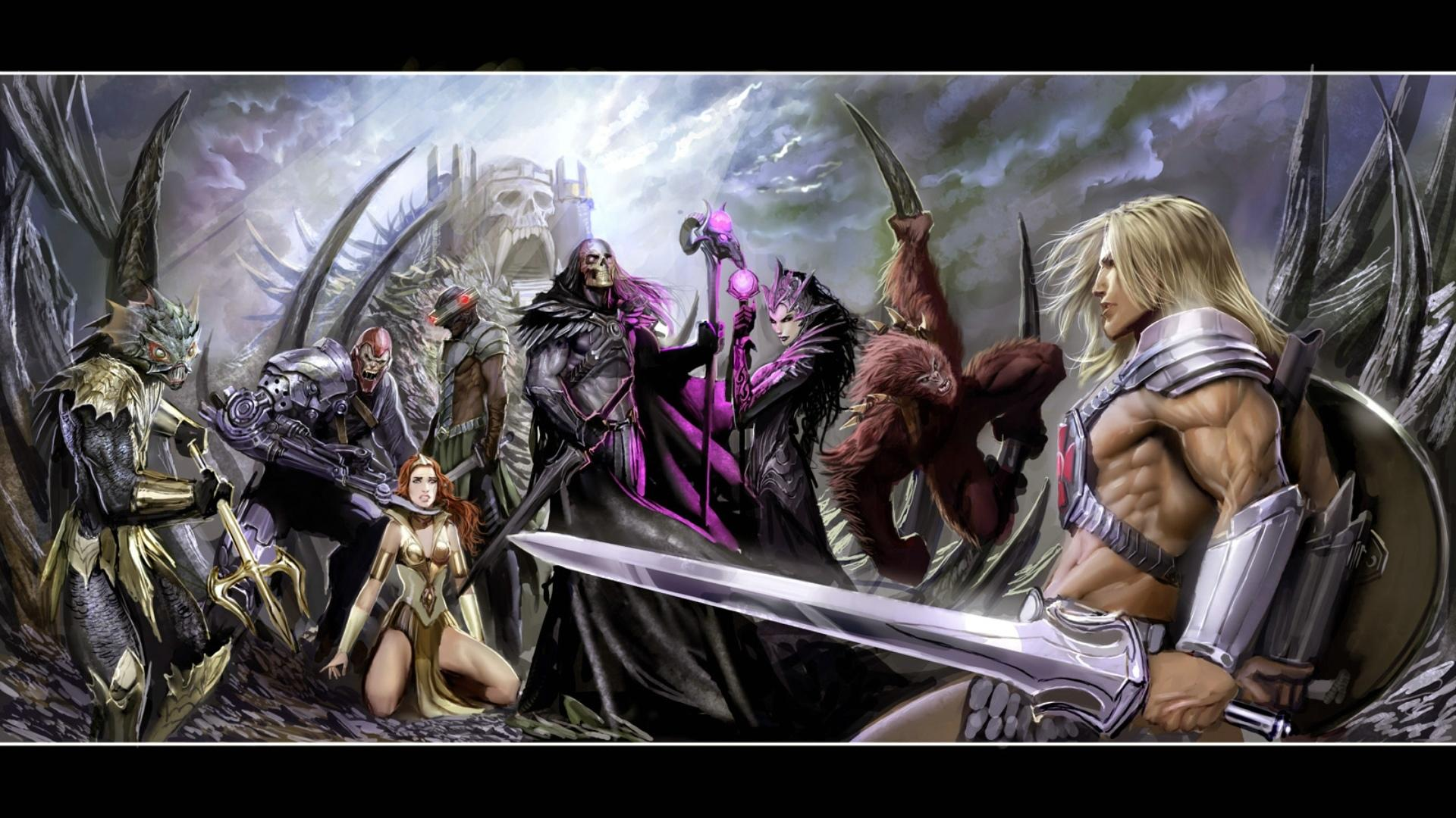 He-man And The Masters Of The Universe wallpapers HD quality