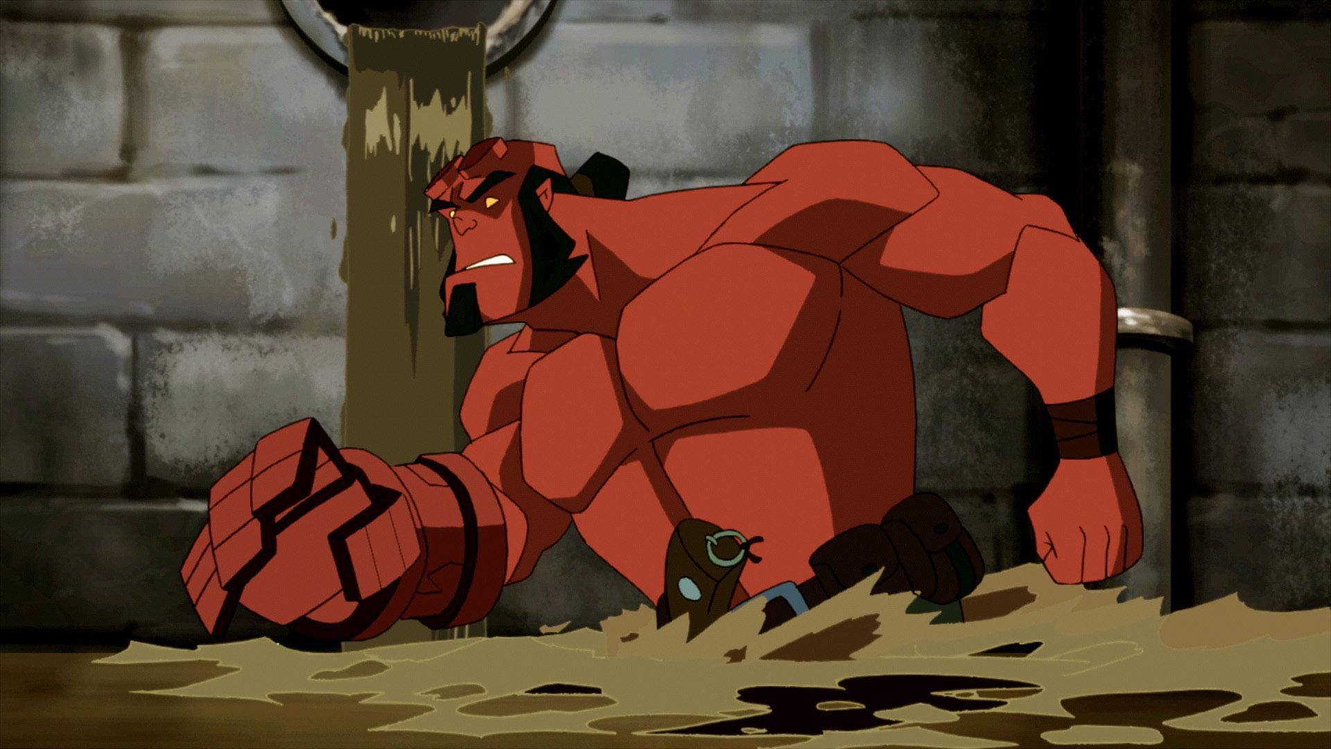 Hellboy wallpapers HD quality