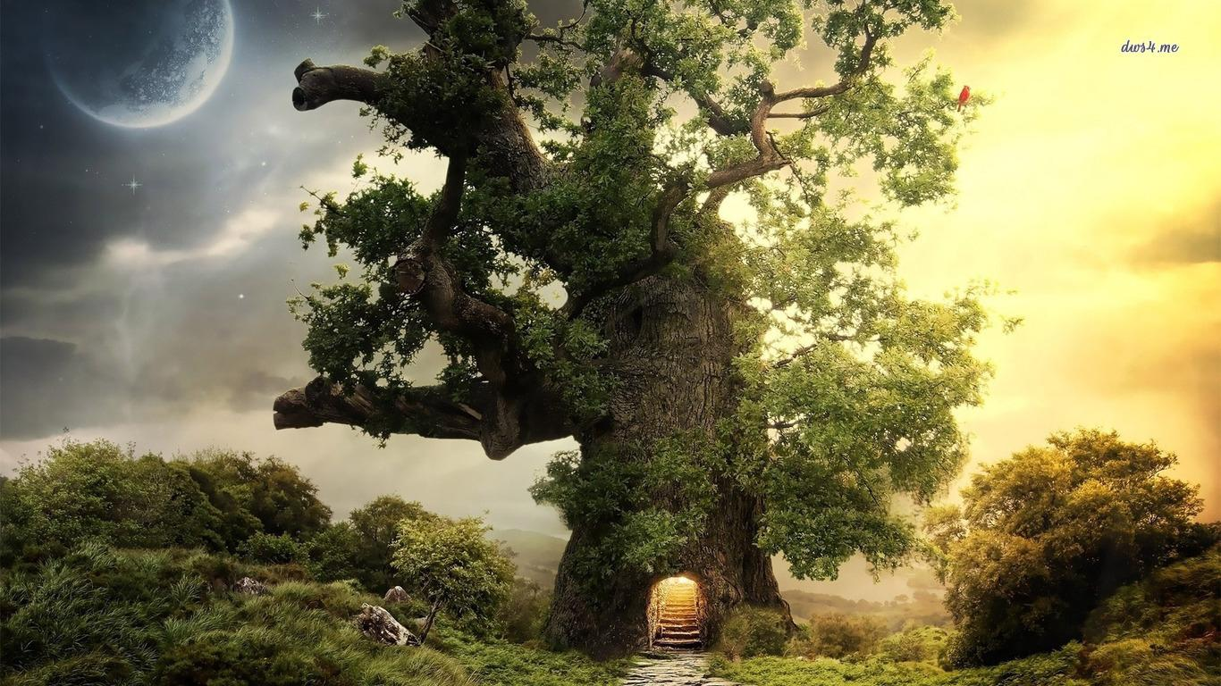 House Fantasy wallpapers HD quality