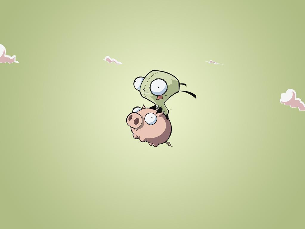 Invader Zim wallpapers HD quality