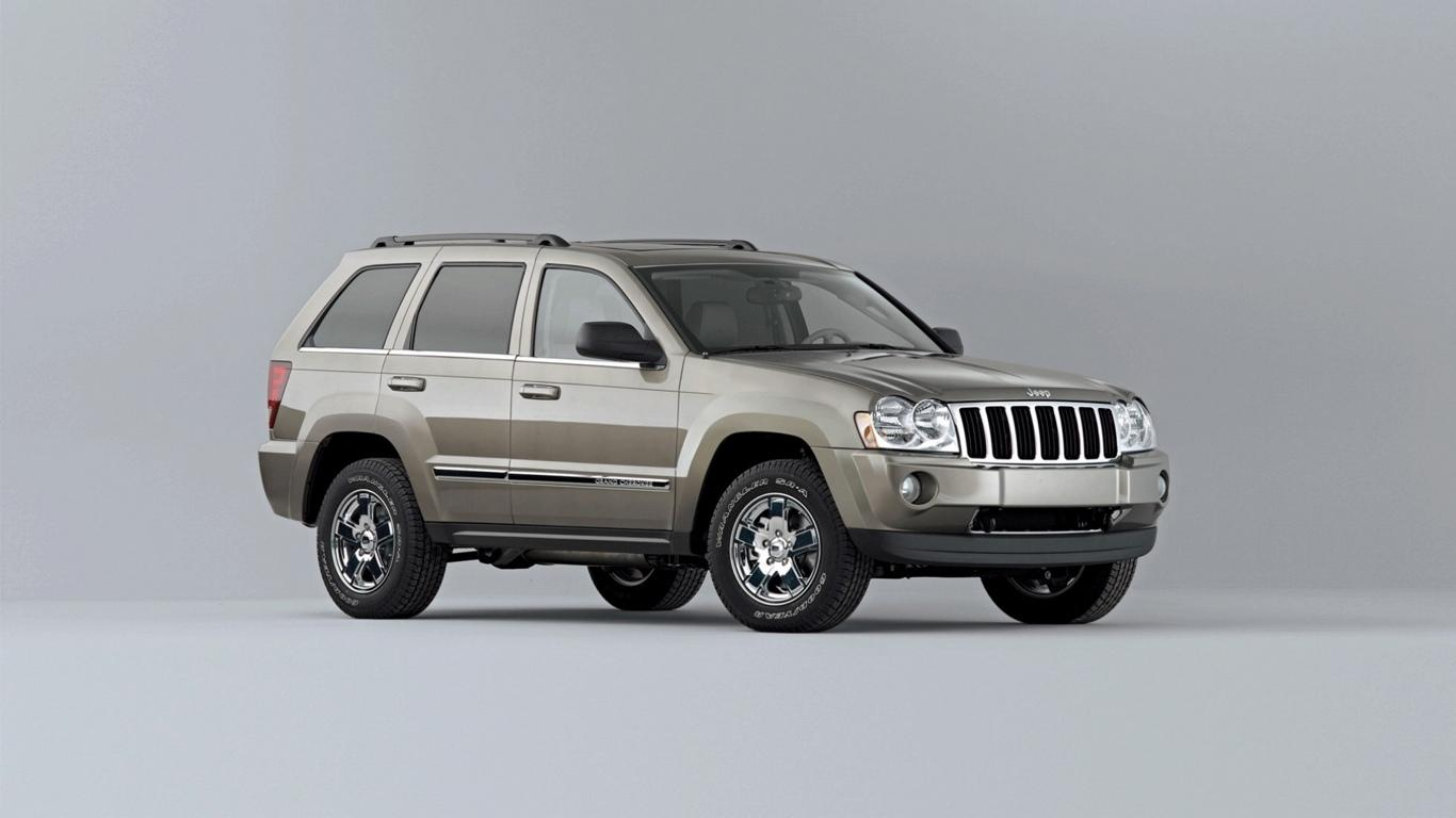 Jeep Grand Cherokee wallpapers HD quality