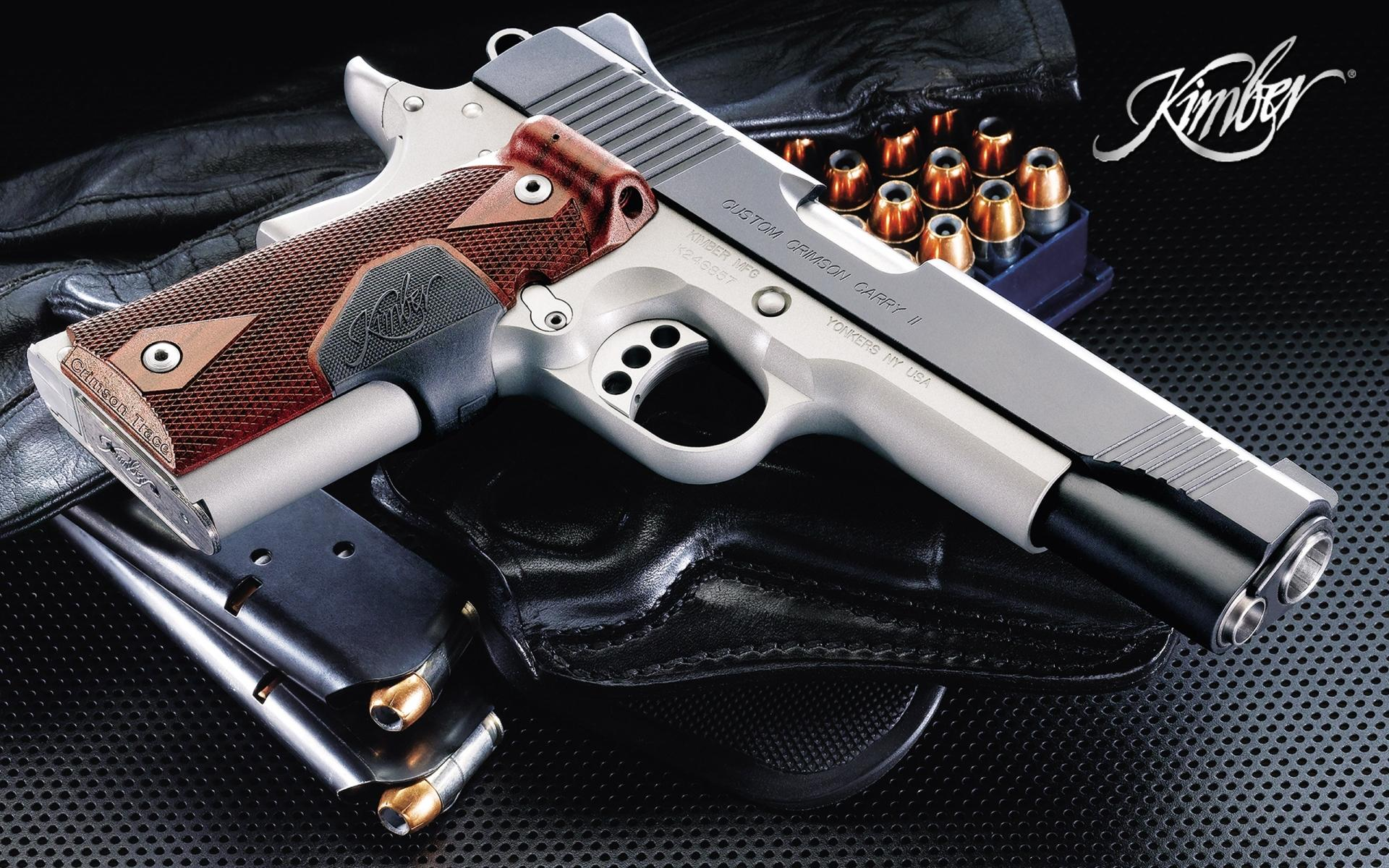 Kimber Pistol wallpapers HD quality