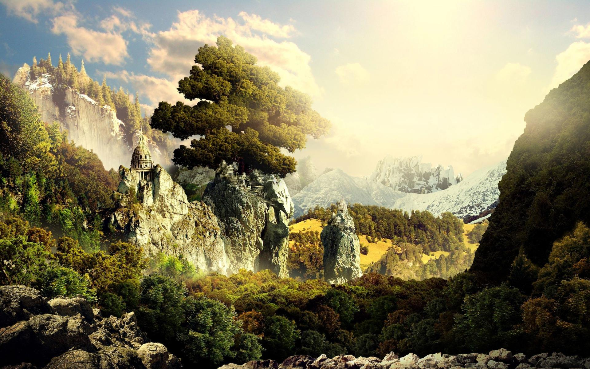 Landscape Fantasy wallpapers HD quality