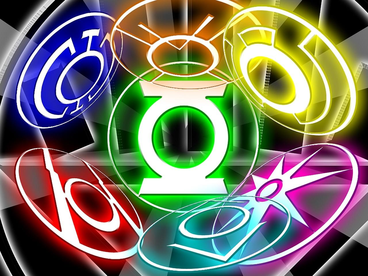 Lantern Corps wallpapers HD quality