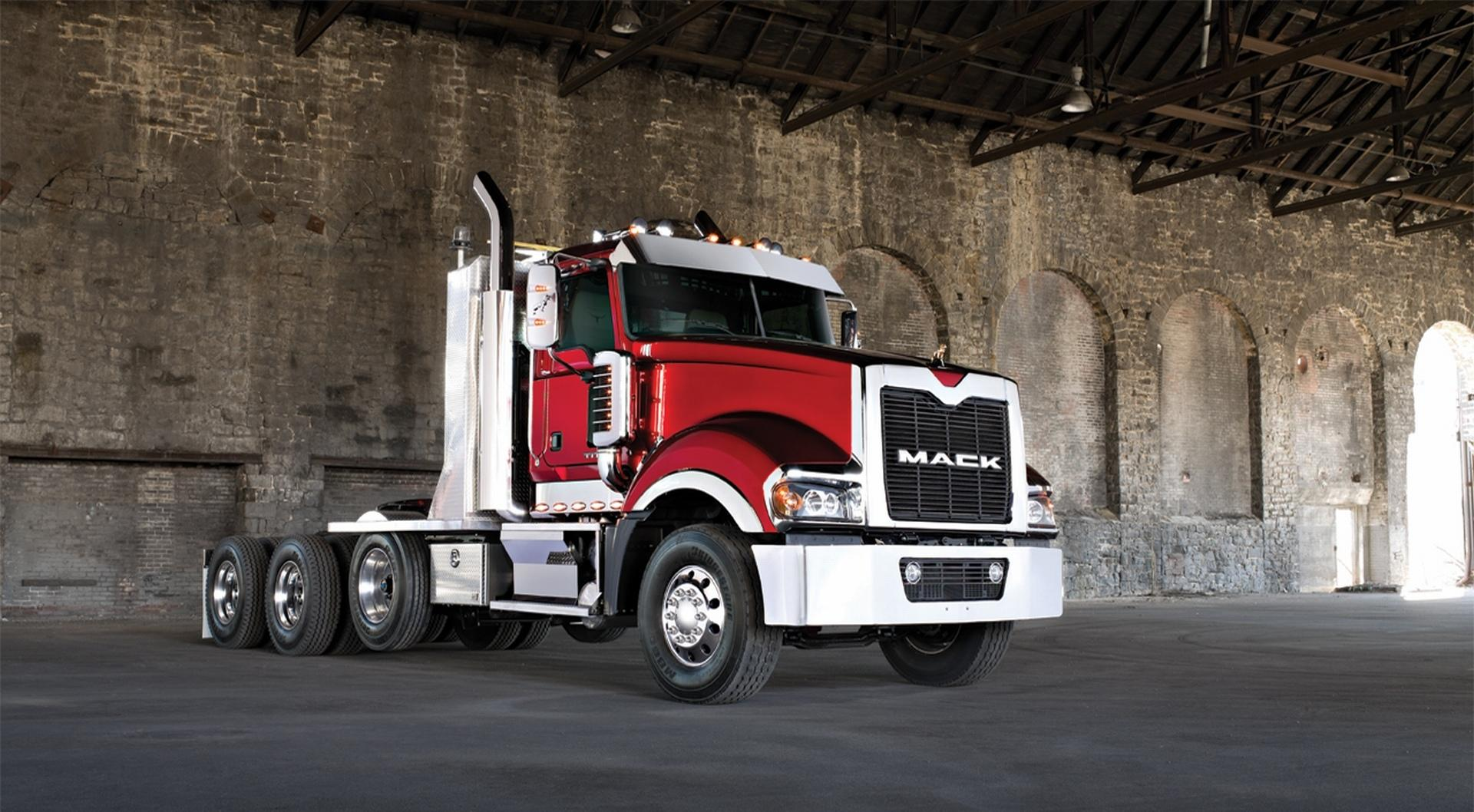 Mack Trucks wallpapers HD quality