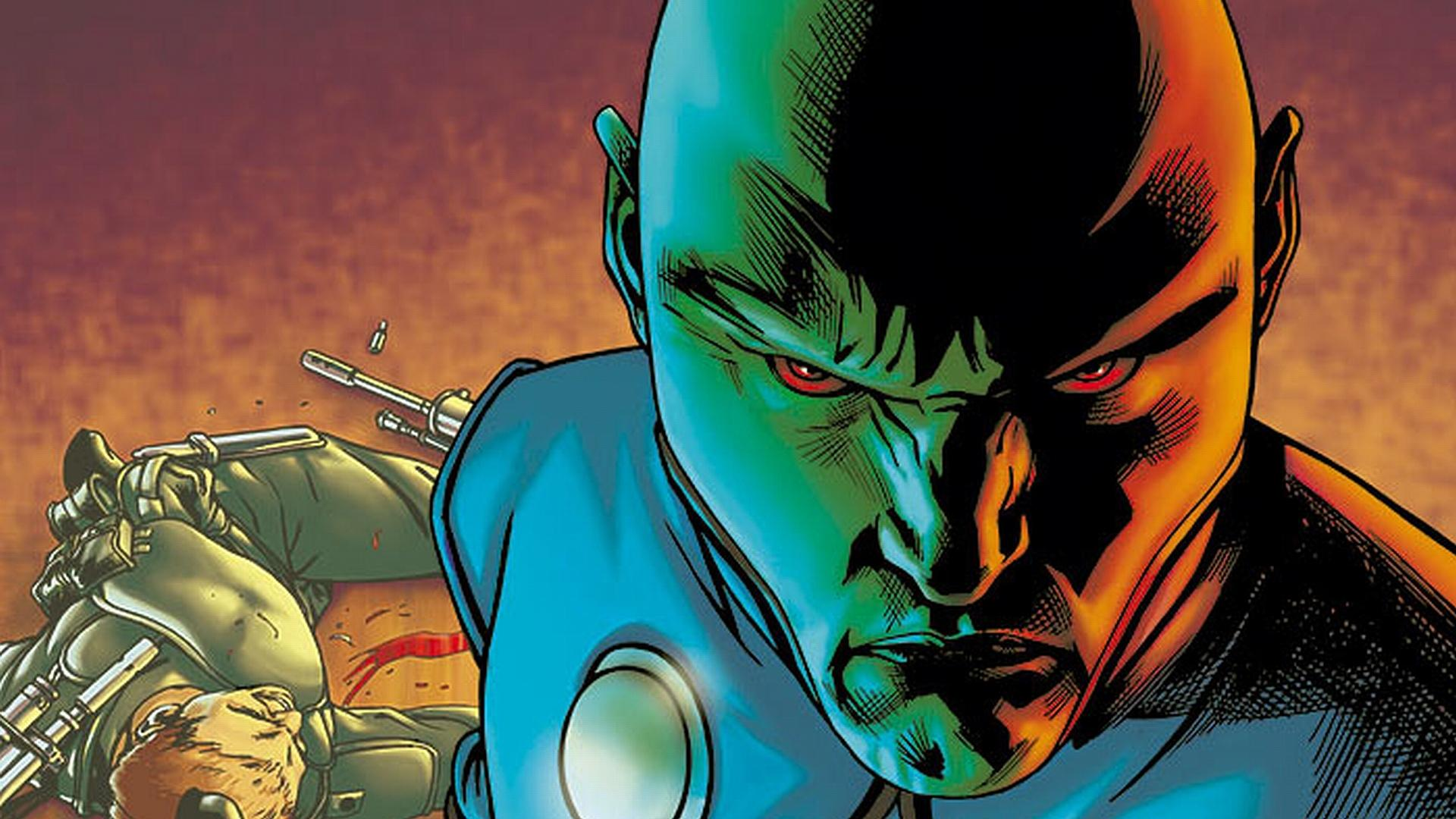 Martian Manhunter wallpapers HD quality