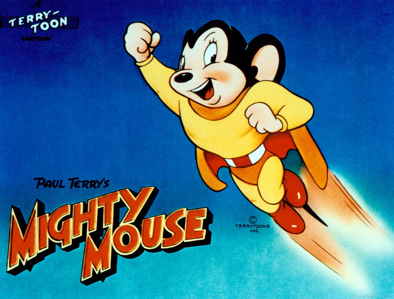 Mighty Mouse wallpapers HD quality
