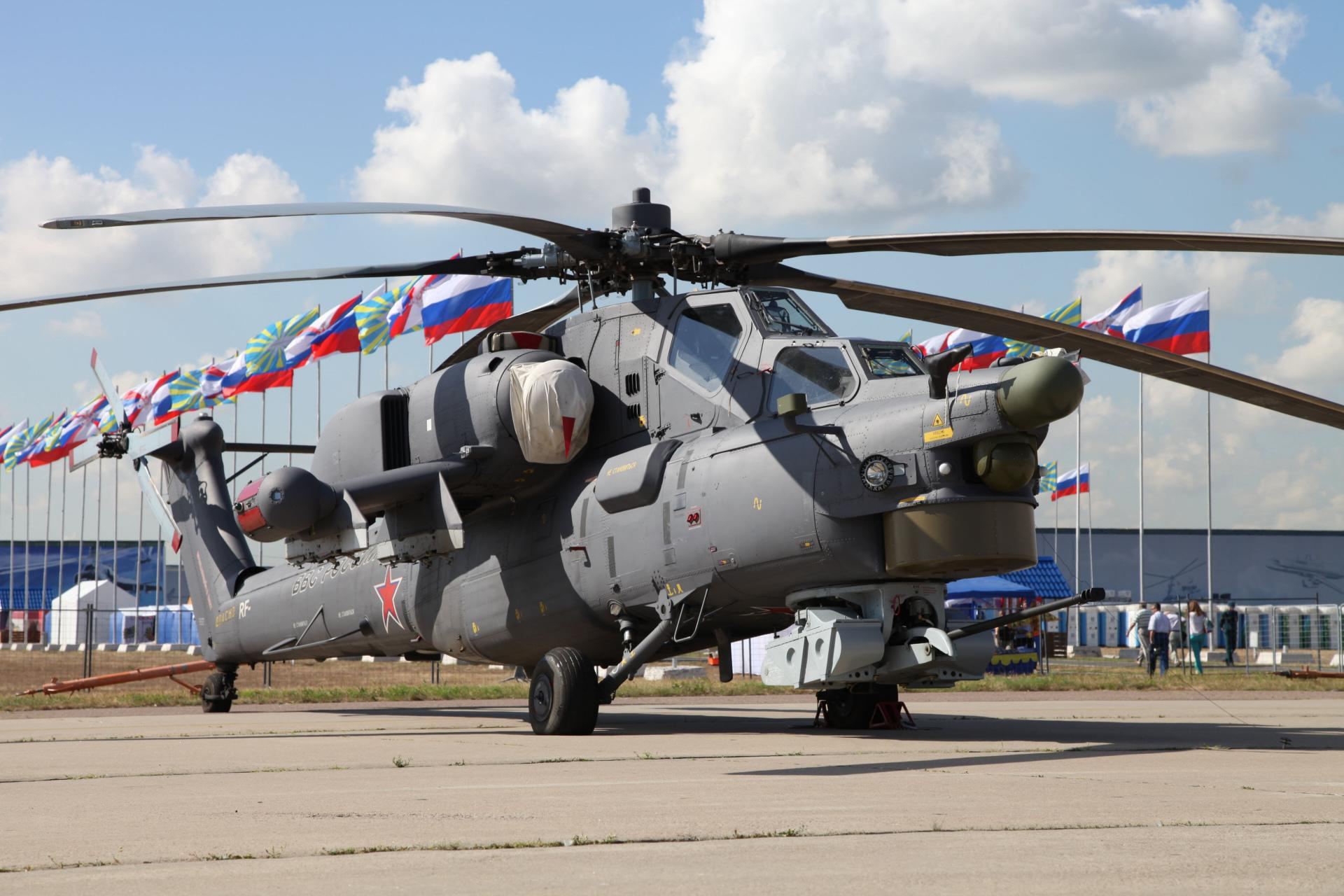 Mil Mi-28 wallpapers HD quality