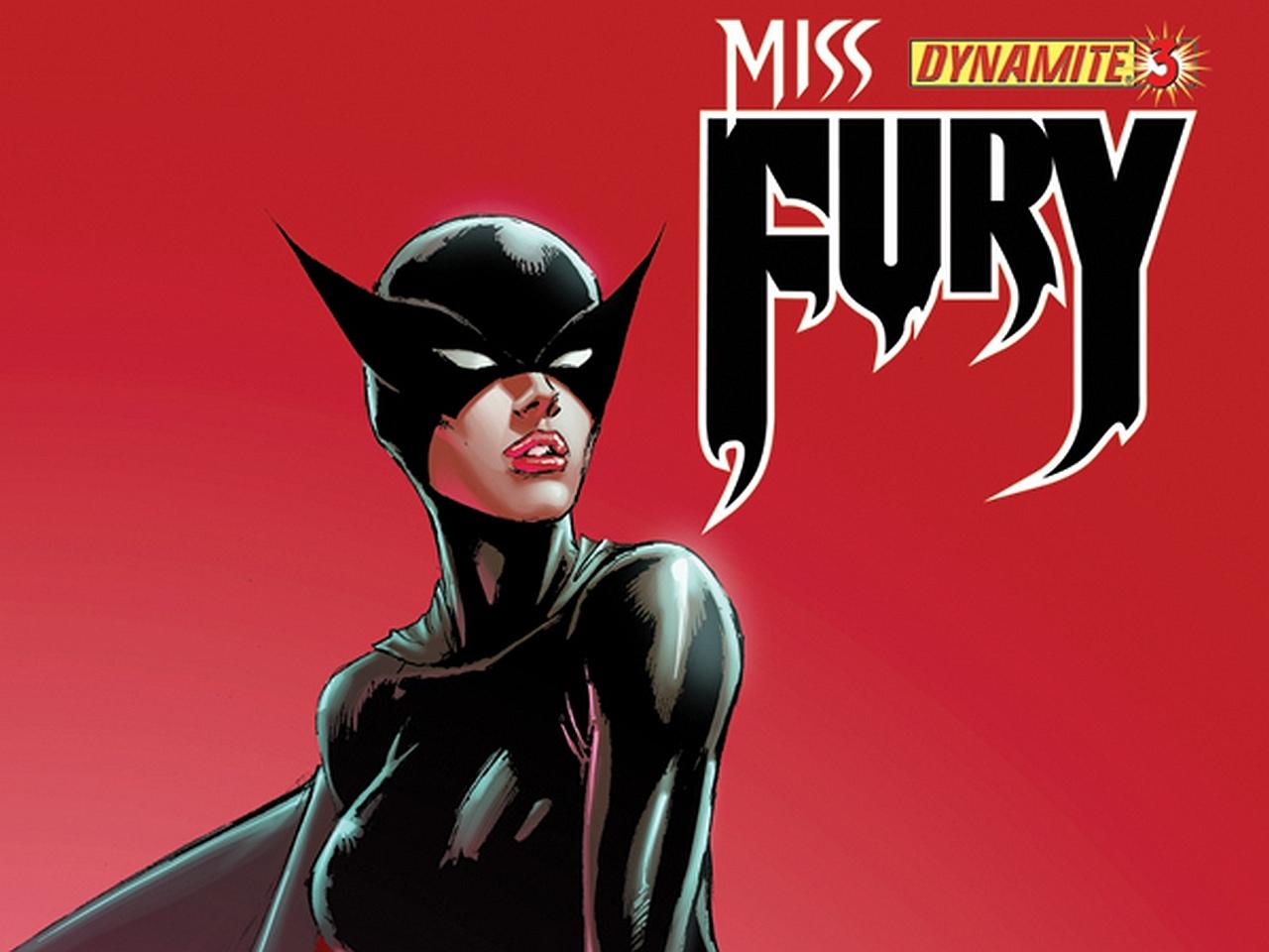 Miss Fury wallpapers HD quality
