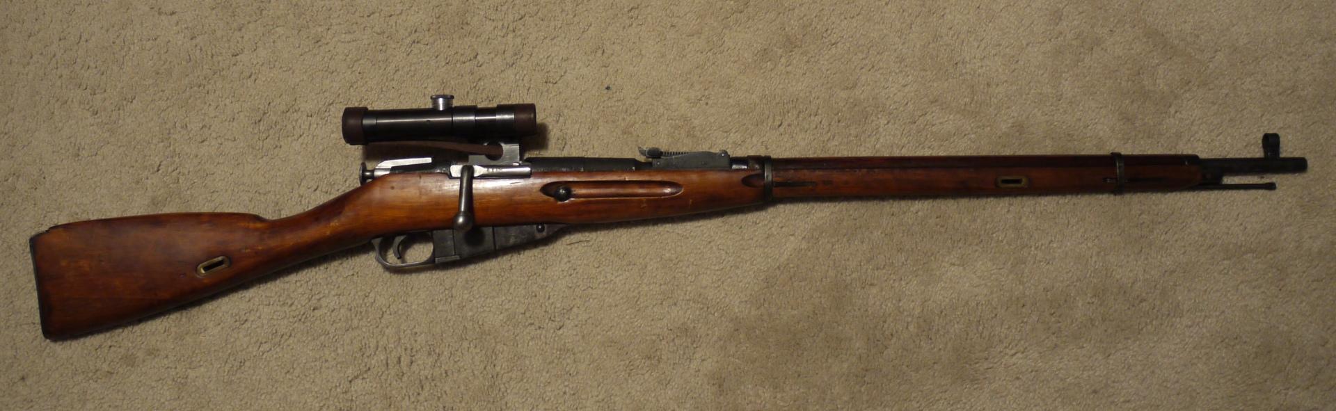 Mosin Nagant Rifle wallpapers HD quality