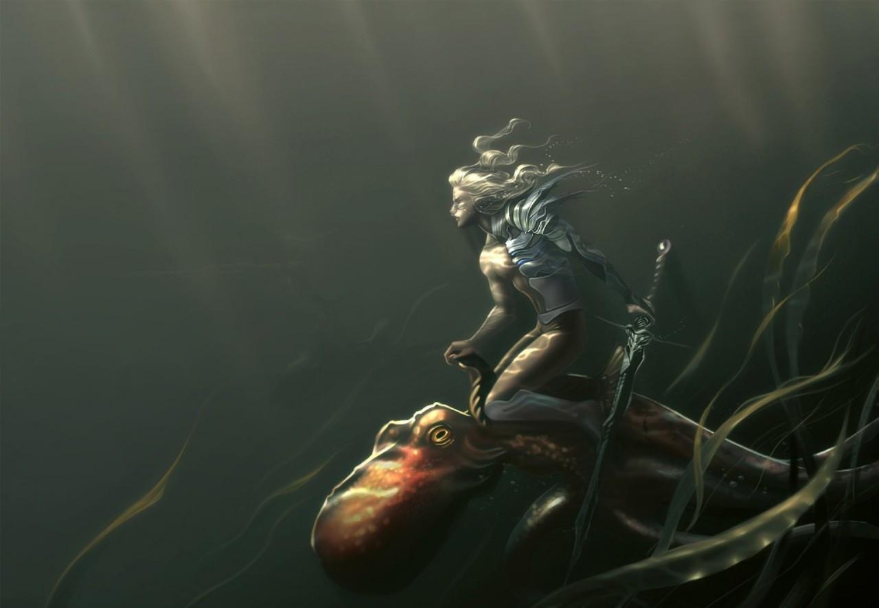 Ocean Fantasy wallpapers HD quality