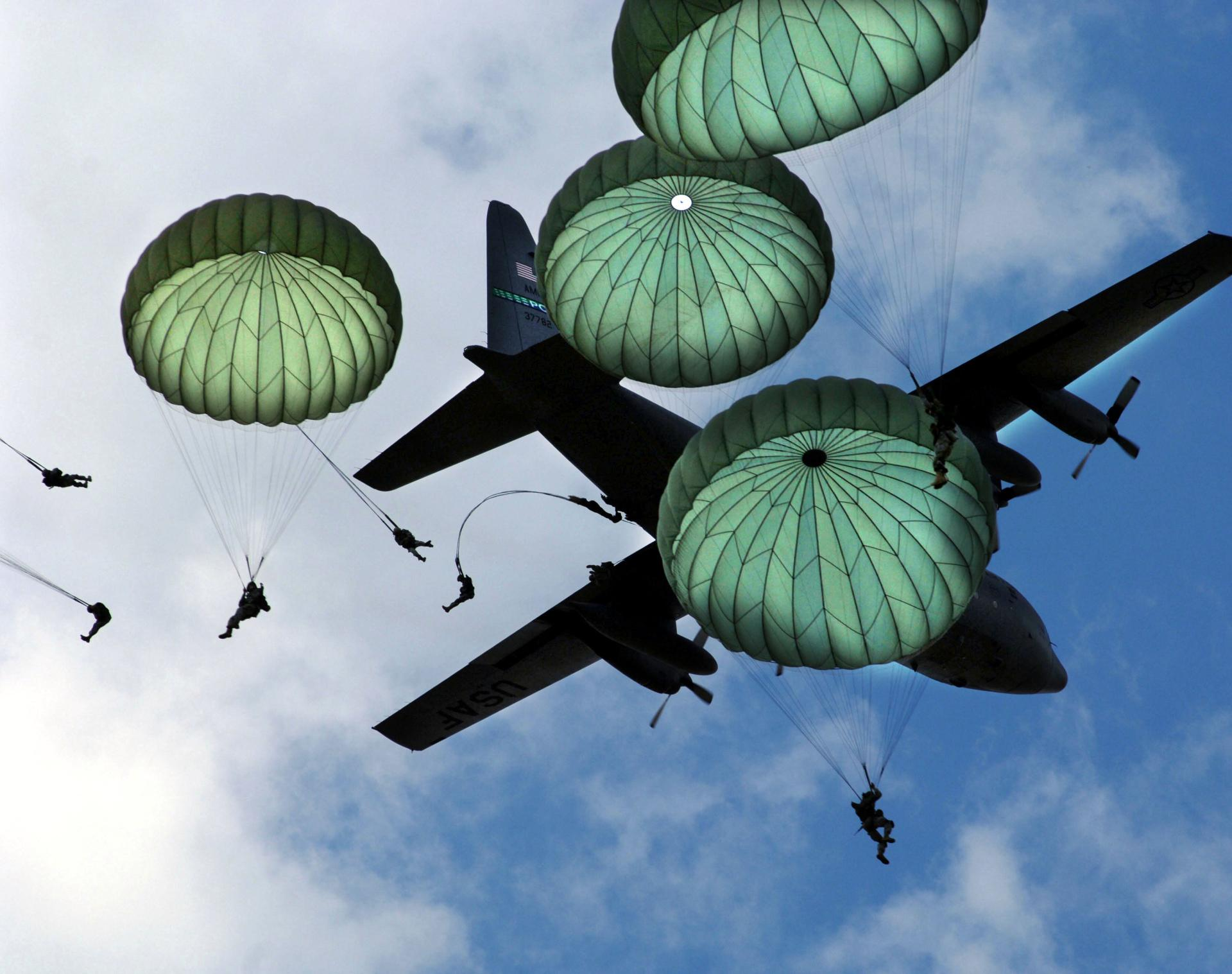 Paratrooper wallpapers HD quality