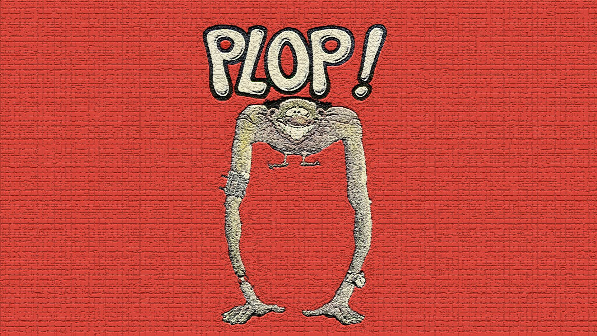 Plop! Comics wallpapers HD quality